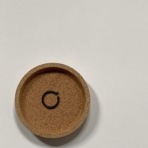 duurzame 3D geprinte geometrische ring #1